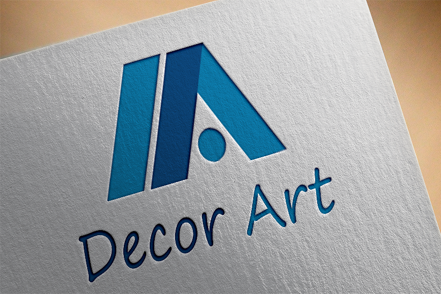 Decor Art - Logo Design   Offered by Axis Pro Solutions Company